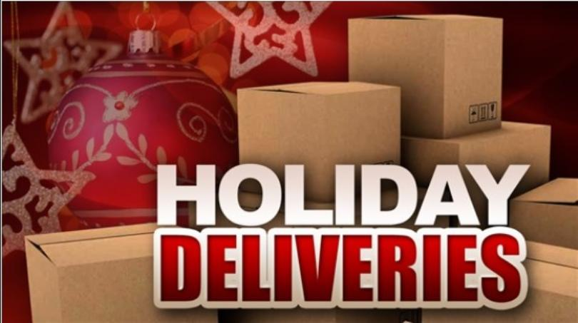 Holiday Shippings