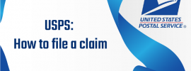USPS- How to file a claim