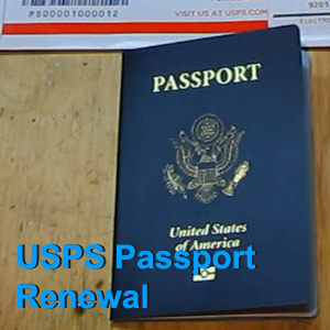 USPS Passport Renewal