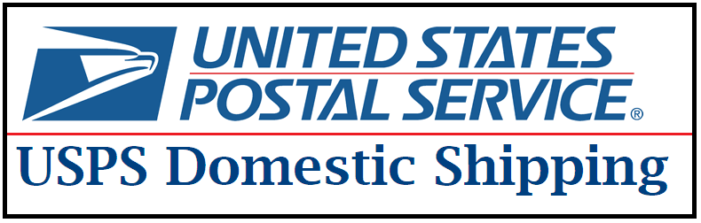 USPS Domestic Shipping