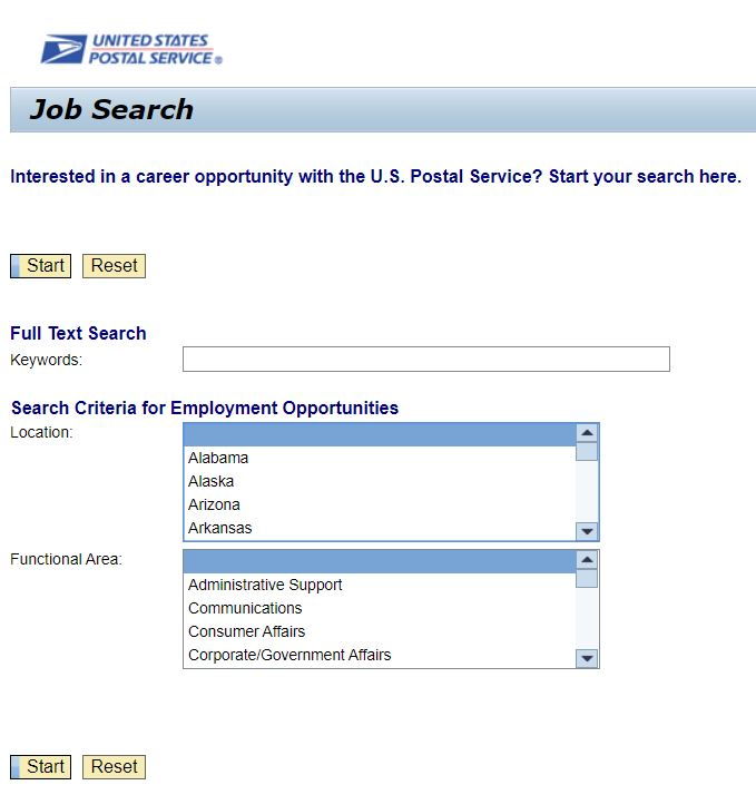 USPS Jobs and Career